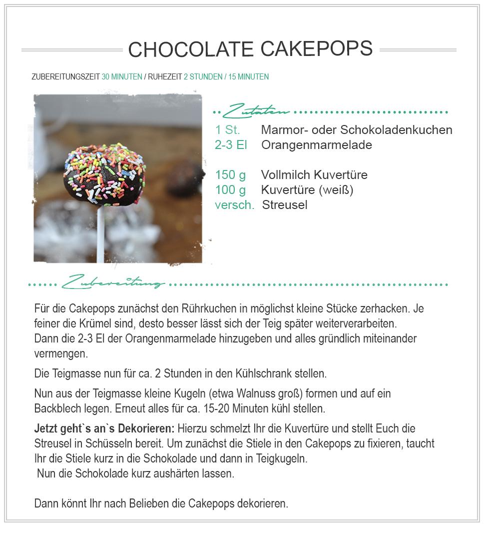 amitades.Blog |Rezept der Cakepops