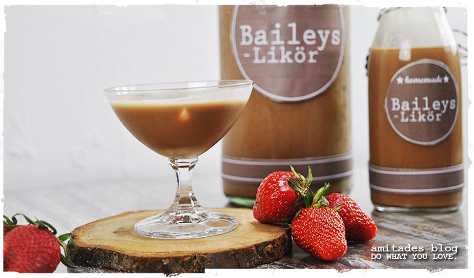 amitades.Blog | Baileys-Likör
