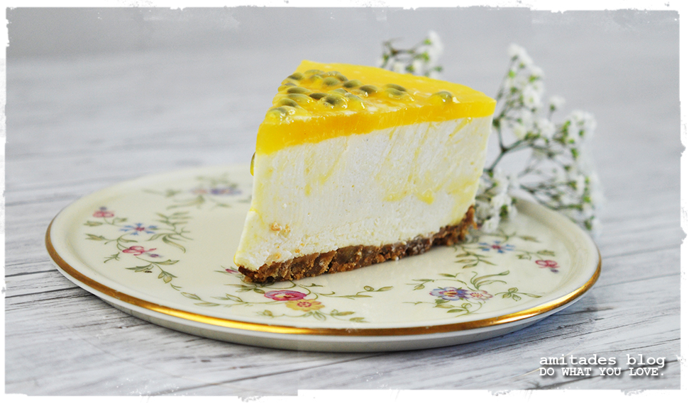 amitades.Blog | Joghurt-Maracuja-Torte