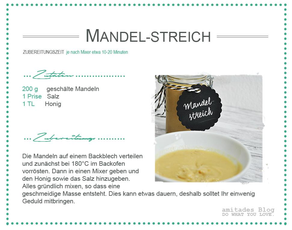 amitades.Blog | Rezept Joghurt-Brot & Mandelstreich