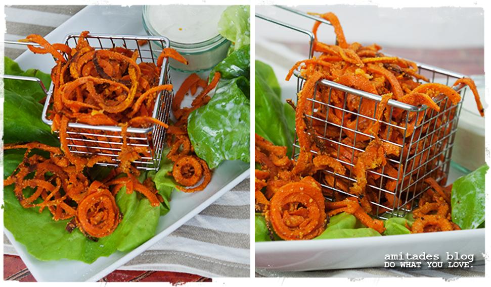 amitades.Blog | Süßkartoffel-Chips