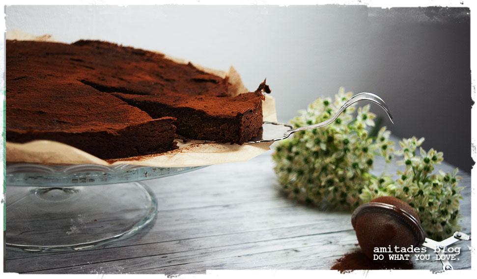 amitades.Blog | Schokoladen-Ganache