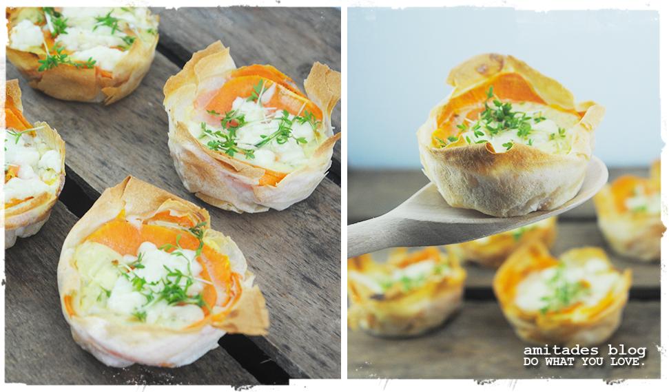 amitades.Blog | Süßkartoffel-Muffins