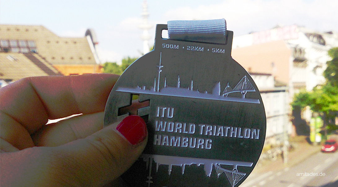 Triathlon-Time in Hamburg
