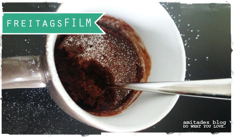 amitades.Blog |Schokoladiger Tassenkuchen