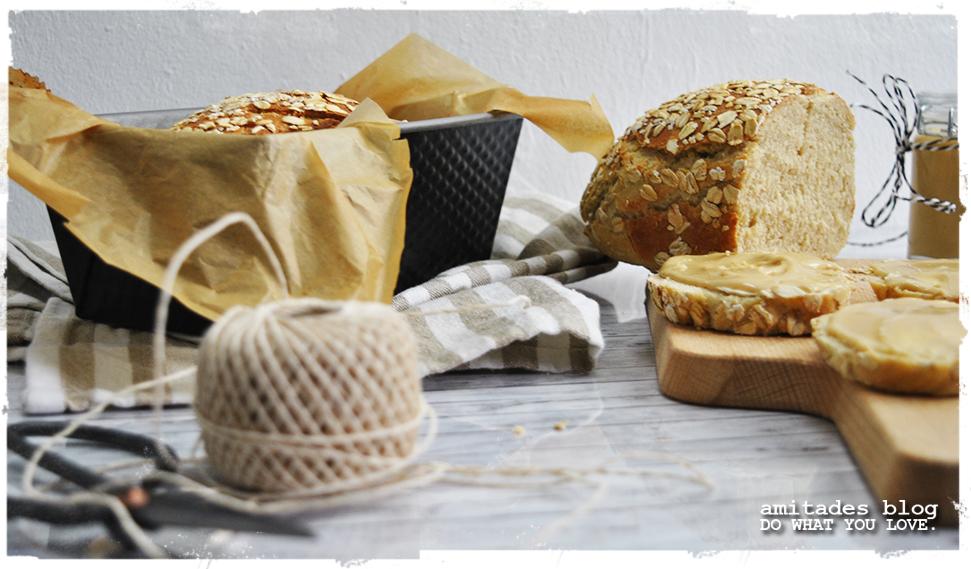 amitades.Blog | Joghurt-Brot & Mandelstreich